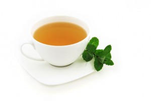 Is green tea the way to well-being?